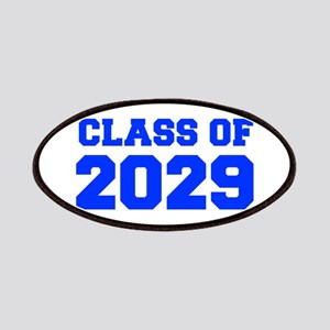 CLASS OF 2029-Fre blue 300 Patch