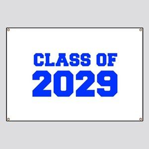 CLASS OF 2029-Fre blue 300 Banner