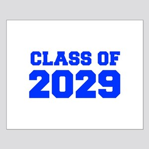 CLASS OF 2029-Fre blue 300 Posters