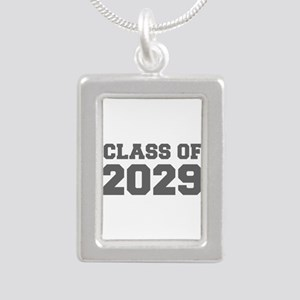 CLASS OF 2029-Fre gray 300 Necklaces