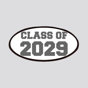 CLASS OF 2029-Fre gray 300 Patch
