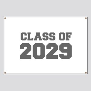 CLASS OF 2029-Fre gray 300 Banner