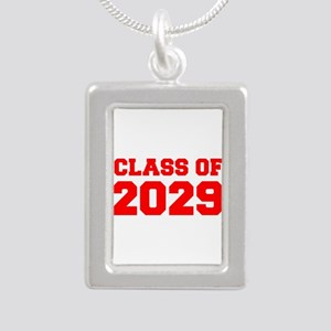 CLASS OF 2029-Fre red 300 Necklaces