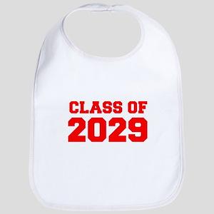 CLASS OF 2029-Fre red 300 Bib