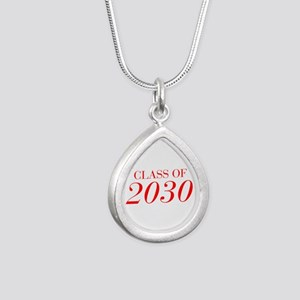 CLASS OF 2030-Bau red 501 Necklaces