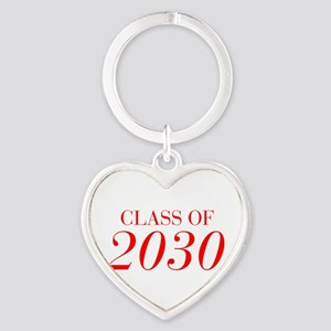 CLASS OF 2030-Bau red 501 Keychains