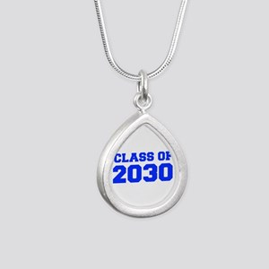 CLASS OF 2030-Fre blue 300 Necklaces