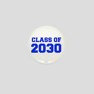 CLASS OF 2030-Fre blue 300 Mini Button