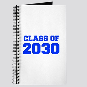 CLASS OF 2030-Fre blue 300 Journal