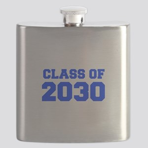 CLASS OF 2030-Fre blue 300 Flask