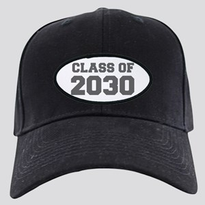 CLASS OF 2030-Fre gray 300 Baseball Hat