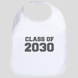 CLASS OF 2030-Fre gray 300 Bib