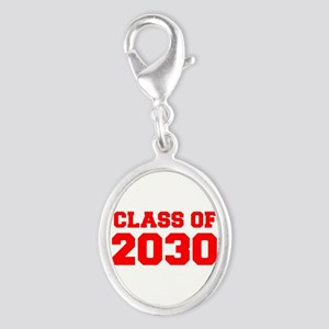 CLASS OF 2030-Fre red 300 Charms