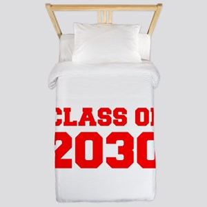 CLASS OF 2030-Fre red 300 Twin Duvet