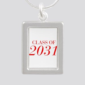 CLASS OF 2031-Bau red 501 Necklaces