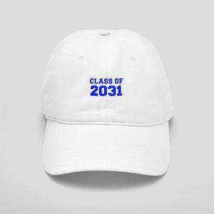 CLASS OF 2031-Fre blue 300 Baseball Cap