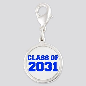 CLASS OF 2031-Fre blue 300 Charms