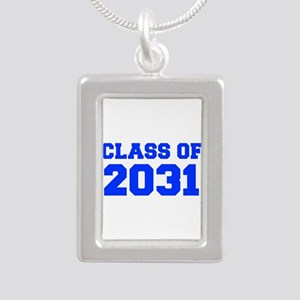 CLASS OF 2031-Fre blue 300 Necklaces