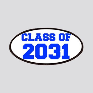 CLASS OF 2031-Fre blue 300 Patch