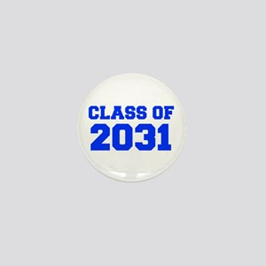CLASS OF 2031-Fre blue 300 Mini Button