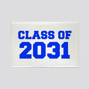 CLASS OF 2031-Fre blue 300 Magnets
