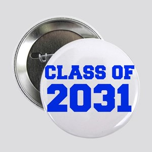 "CLASS OF 2031-Fre blue 300 2.25"" Button (10 pack)"