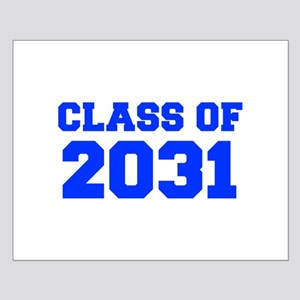 CLASS OF 2031-Fre blue 300 Posters