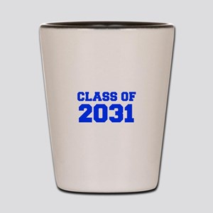 CLASS OF 2031-Fre blue 300 Shot Glass