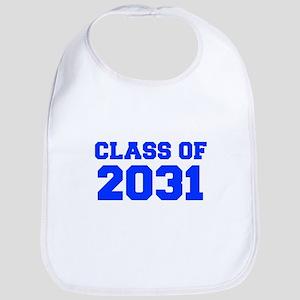 CLASS OF 2031-Fre blue 300 Bib