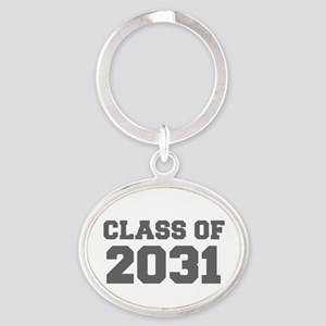 CLASS OF 2031-Fre gray 300 Keychains