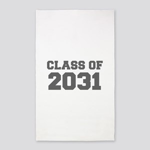 CLASS OF 2031-Fre gray 300 Area Rug