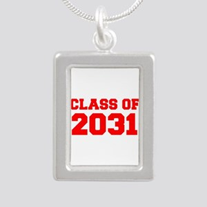 CLASS OF 2031-Fre red 300 Necklaces