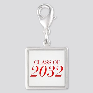 CLASS OF 2032-Bau red 501 Charms
