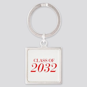 CLASS OF 2032-Bau red 501 Keychains