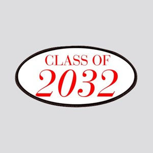 CLASS OF 2032-Bau red 501 Patch