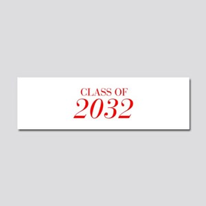 CLASS OF 2032-Bau red 501 Car Magnet 10 x 3