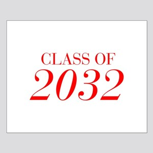 CLASS OF 2032-Bau red 501 Posters