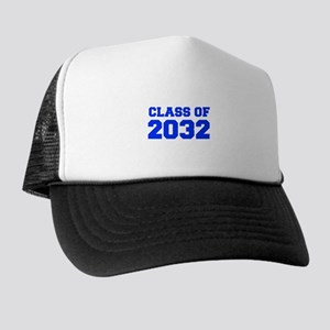 CLASS OF 2032-Fre blue 300 Trucker Hat