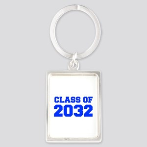 CLASS OF 2032-Fre blue 300 Keychains