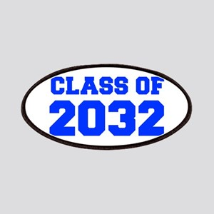CLASS OF 2032-Fre blue 300 Patch