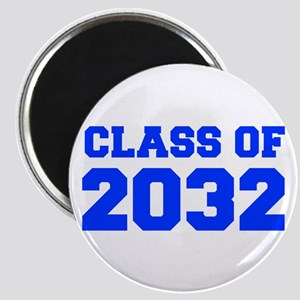 CLASS OF 2032-Fre blue 300 Magnets
