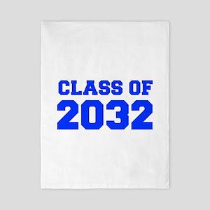 CLASS OF 2032-Fre blue 300 Twin Duvet