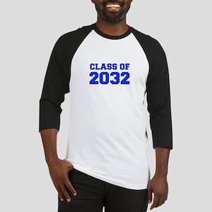 CLASS OF 2032-Fre blue 300 Baseball Jersey