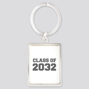 CLASS OF 2032-Fre gray 300 Keychains