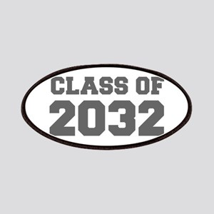 CLASS OF 2032-Fre gray 300 Patch