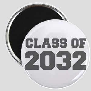 CLASS OF 2032-Fre gray 300 Magnets