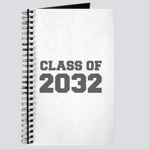 CLASS OF 2032-Fre gray 300 Journal