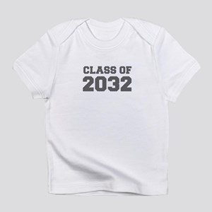 CLASS OF 2032-Fre gray 300 Infant T-Shirt