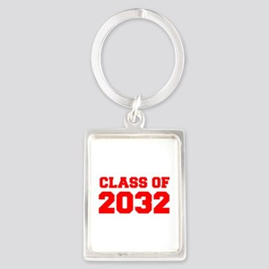 CLASS OF 2032-Fre red 300 Keychains