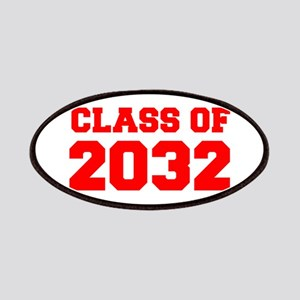 CLASS OF 2032-Fre red 300 Patch